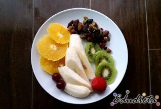 Frutas Frescas y secas